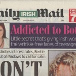 Featured article by Dr Kahlout in the irish daily mail