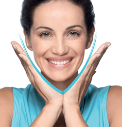 Facial exercises defer the telltale signs of aging