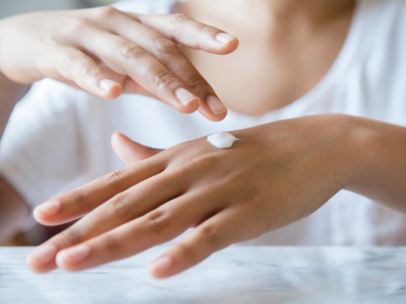 skincare for hand rejuvenation