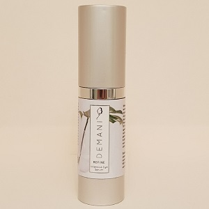 recommended under eye intensive repair serum by demani skincare