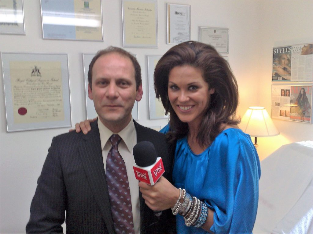 Featured on Exposé TV3 program. Dr Kahlout interviewed by Glenda Gilson