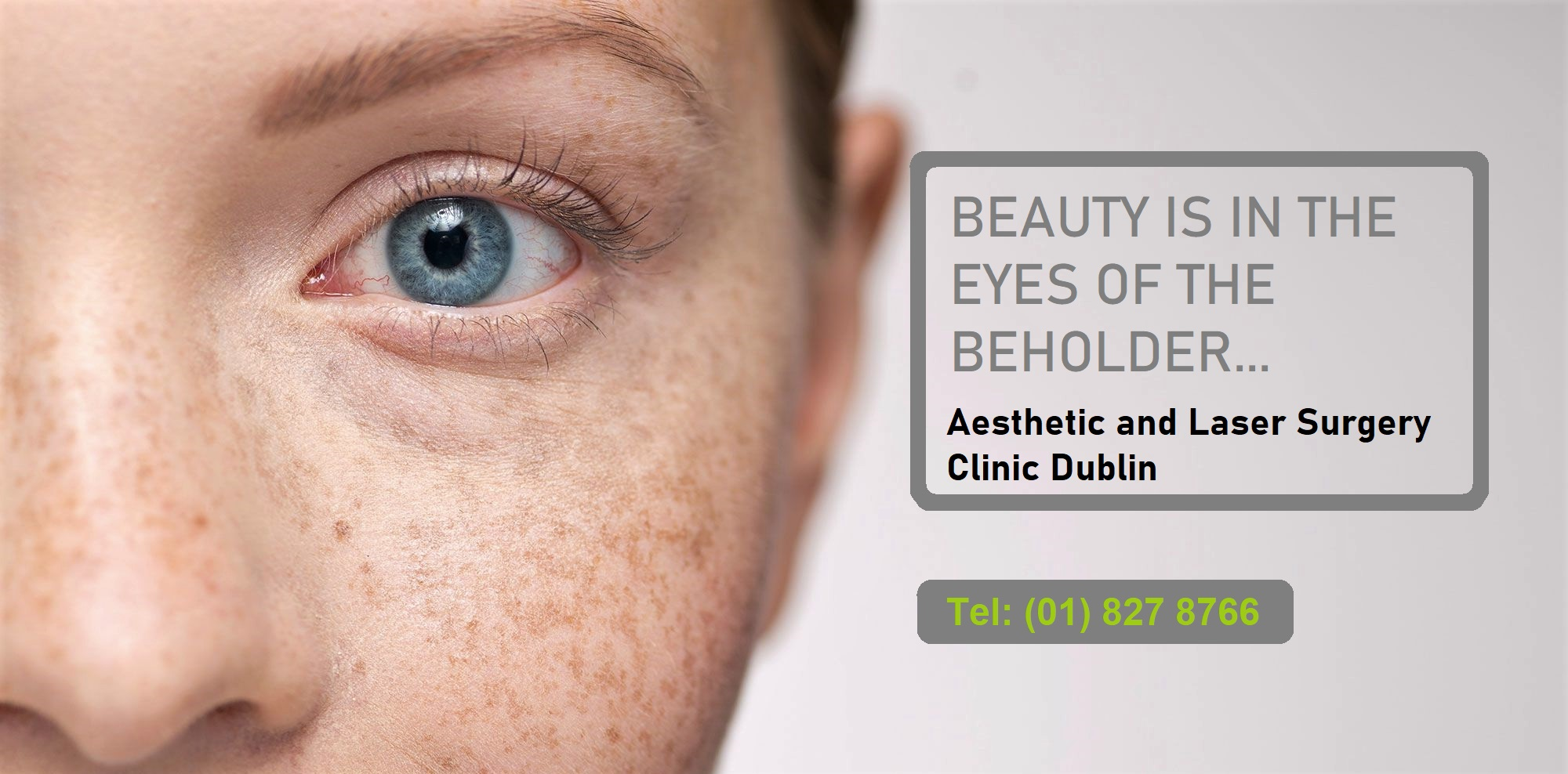 Cosmetic surgery and aesthetic medicine clinic Castleknock Cosmetic Clinic Dublin